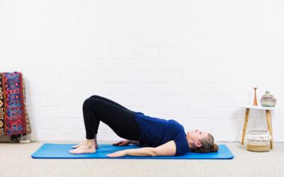 Übung Hypopressives Training